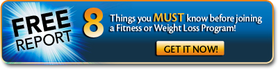 8 Things you MUST know before joining a Fitness or Weight Loss Program!